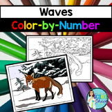 Waves Color-by-Number