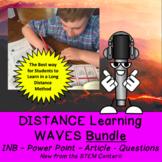 Waves Distance Learning Bundle