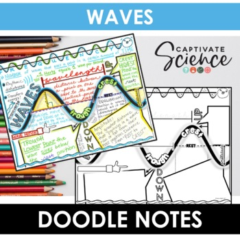 Waves Doodle Notes