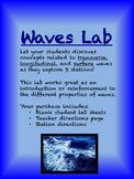 Waves Lab--Includes Transverse and Longitudinal Waves Exploration