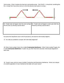 36+ Wave on a string phet lab worksheet answer key Live