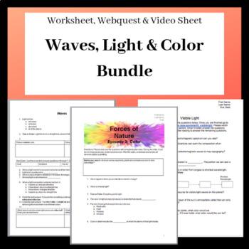 Waves, Light & Color Bundle