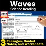Waves | Longitudinal and Transverse | wave properties | Gu