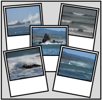 Photos of Waves for Backgrounds ~ good for Personal or Commericial Use