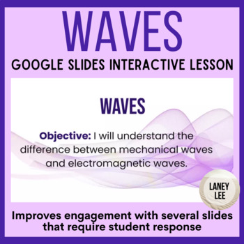 Waves Power Point and Student Notes