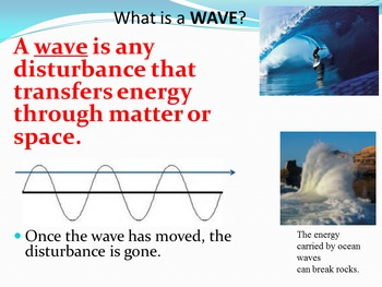 Waves Power Point PPT