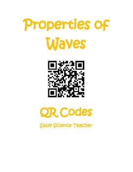 Waves Review - QR Codes