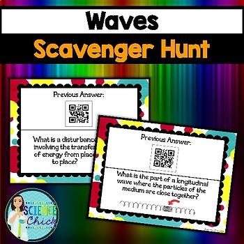Waves Scavenger Hunt