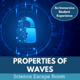 Waves Science Escape Room