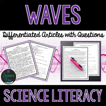 Waves - Science Literacy Article