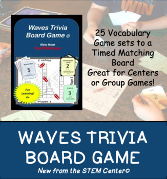 Waves Trivia Board Game