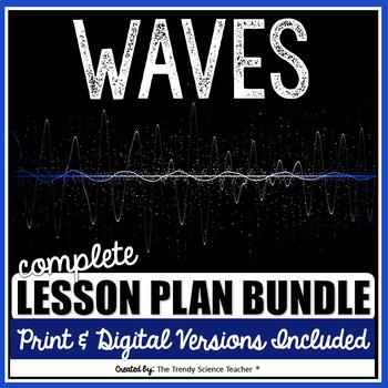 Waves Unit Bundle (Free Updates for Life!)