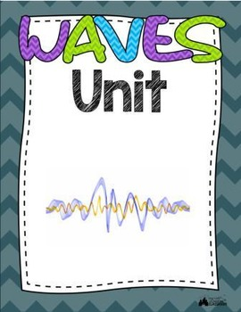 Waves Unit - Includes Power Point & Printables