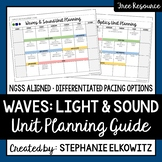 Waves Unit Planning Guide