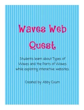 Waves Web Quest
