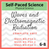 Waves and Electromagnetic Radiation - Middle School Science Unit