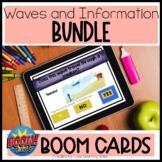 Wavelengths Boom Cards BUNDLE | 4th Grade Science | Inform