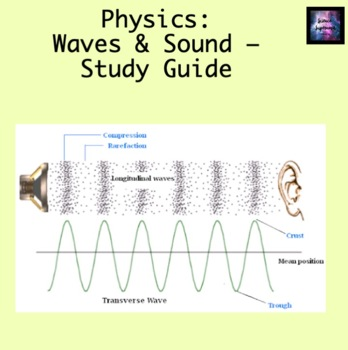 Waves and Sound Study Guide