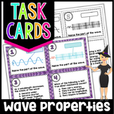 Waves and Wave Properties Task Cards | Science Task Cards