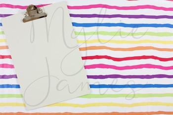 Wavy Clipboard Styled Images for Teacherpreneurs