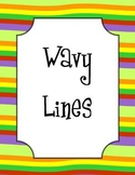 Wavy Lines Backgrounds