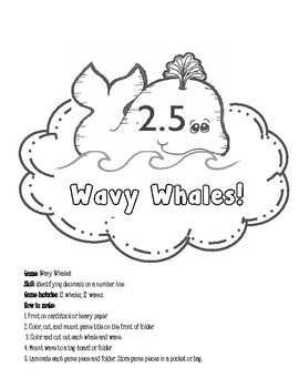 Wavy Whales