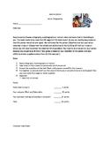 Wax Museum Biography Book Report