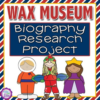 Wax Museum-Biography Project