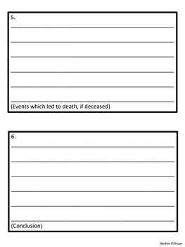 Wax Museum Note Cards