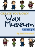 Wax Museum Project