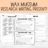 Wax Museum Resource!