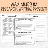 Wax Museum Resource!