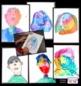 Art Lesson - Wax Resist Self-Portrait