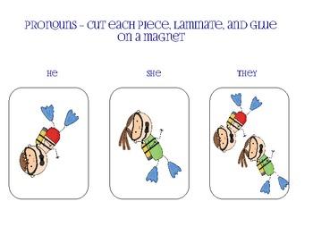 Way Down Deep in the Deep Blue Sea - Preschool language companion pack