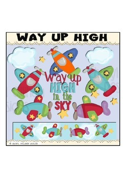 Way Up High Clipart Collection