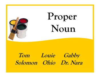 Way too Nouny for Me!
