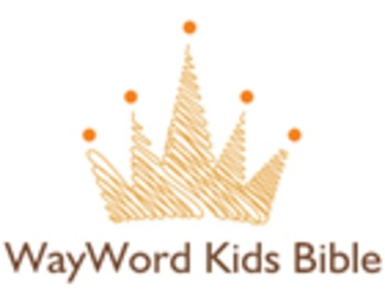 WayWord Bible for Kids, Genesis Chapter 1