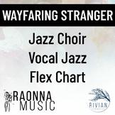 Wayfaring Stranger - Flexible Jazz Choir Arrangement #