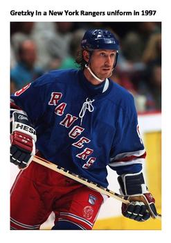 Wayne Gretzky Word Search