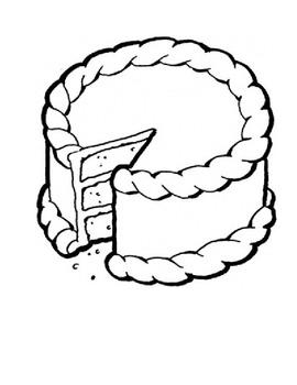 Art Lesson-Wayne Thiebaud Cake