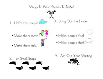 Ways To Bring Stories To Life