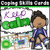 Coping Skills Cards and Activity