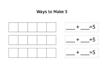 Ways To Make 2-10