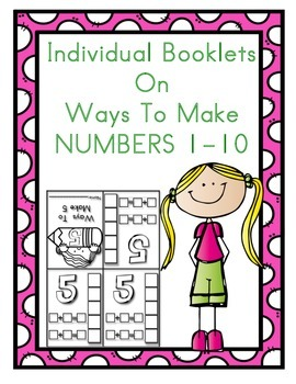 Decomposing Numbers 1-10