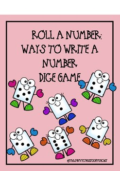 Ways To Write A Number Dice Game
