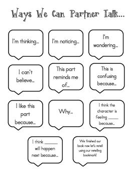 Ways We Can Partner Talk Poster