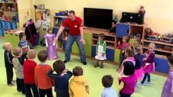 Early Childhood: Ways of Starting a Preschool English Class