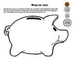 Ways to 100-Using coins to make 100 cents