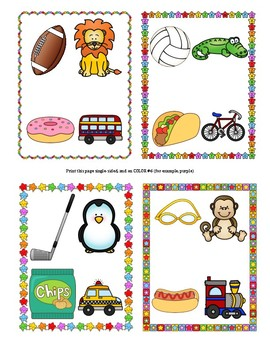Grouping Cards: Ways to Group Students into 8 Groups of 4