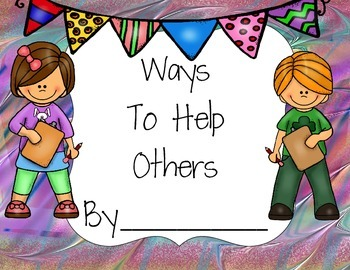 Ways to Help Others Book